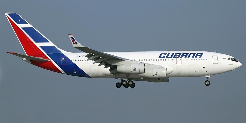 Ил-96 – дальнемагистральный пассажирский самолет