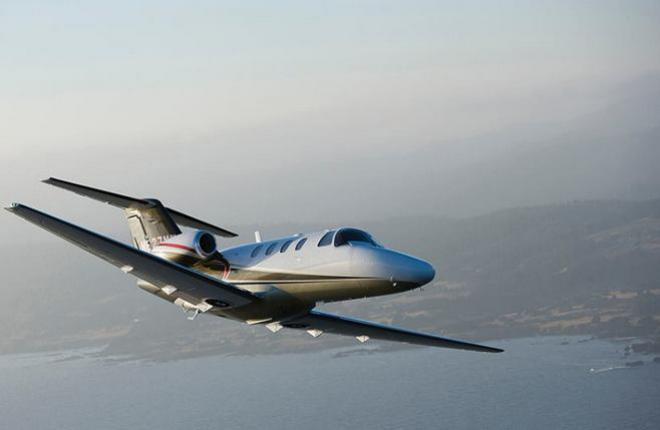 Авиаперевозчик «YanAir» ввел чартеры на самолете «Cessna Citation CJ1»