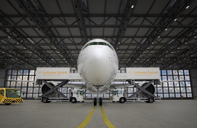 Lufthansa Technik по итогам 2016 года привлек более 40 новых клиентов